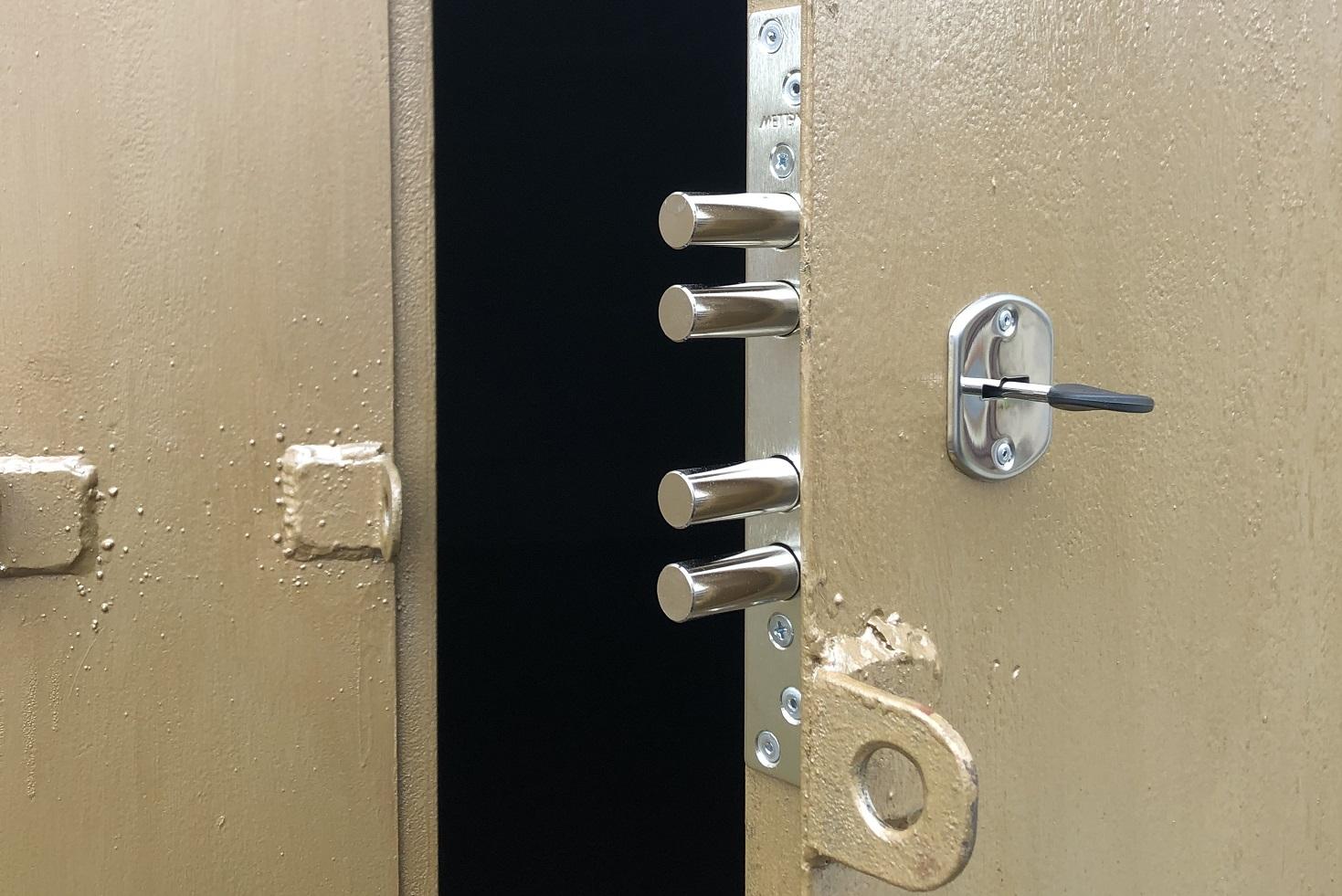 Врезка дверного замка в Самаре
