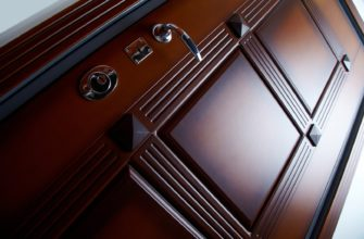 Замена панелей дверей