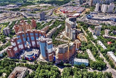 городской округ Химки