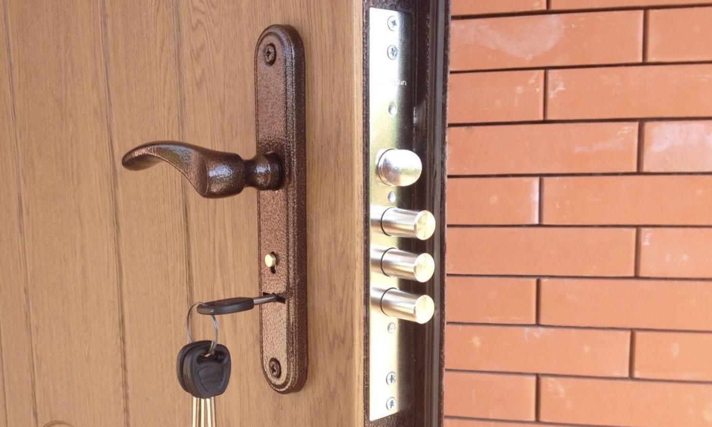 Ремонт двери Gardian