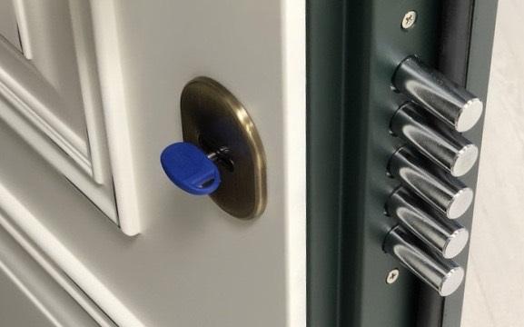 Ремонт дверных замков Securemme