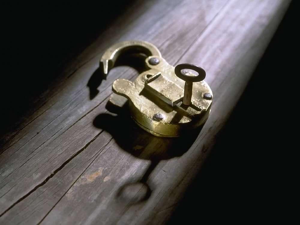 Восстановление ключа по замку