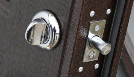 Вскрытие дверных задвижек