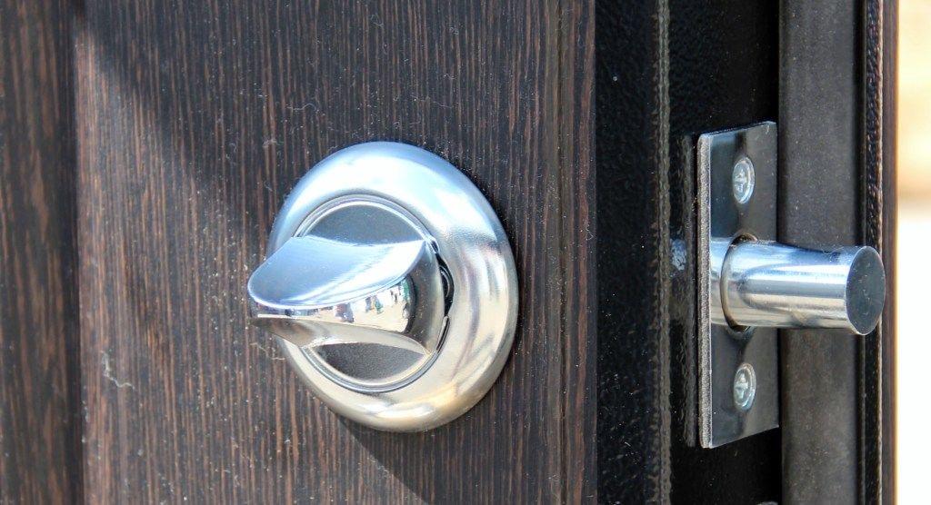 Взлом дверной задвижки в Самаре