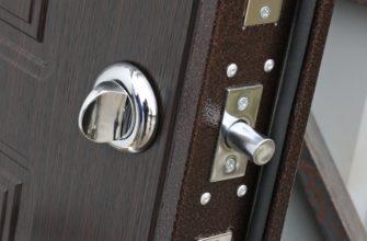 Замена дверных задвижек