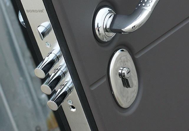 Замена дверных замков Бордер в Самаре