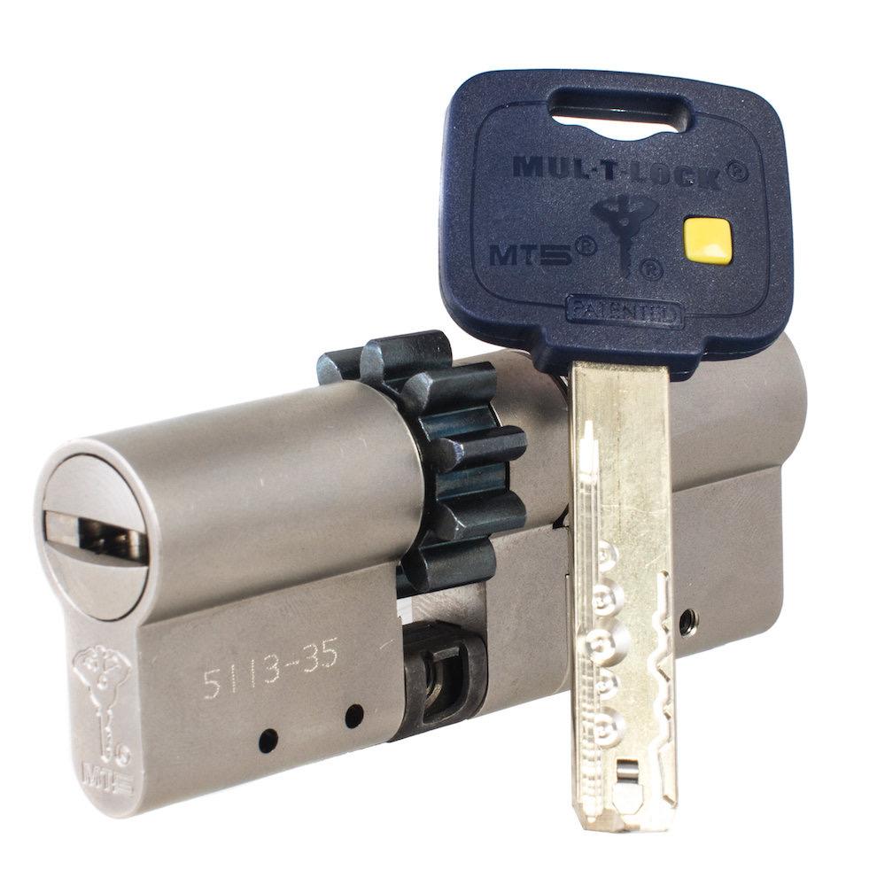 Замена цилиндра Mul-t-lock в Самаре