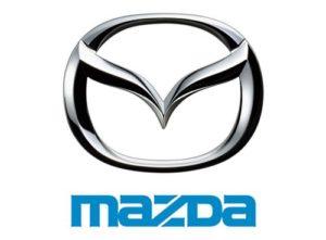 Вскрытие автомобиля Mazda