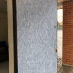 Обшивка дверного полотна с внутренней стороны