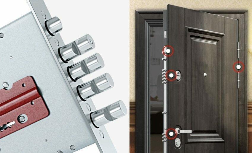 Ремонт стальных дверей Torex в Самаре