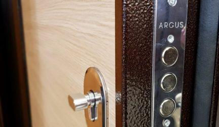 Ремонт дверей Argus